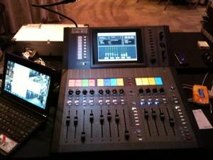 equipamentos audiovisuais