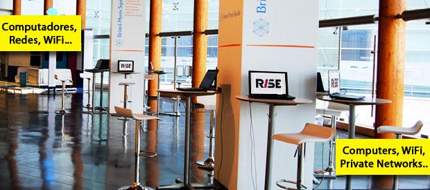 sistemas informáticos para eventos